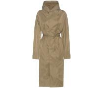 Mantel Daker aus einem Baumwollgemisch