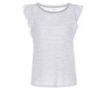 T-Shirt Margina mit Volants