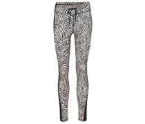 Leggings Zebra Yoga