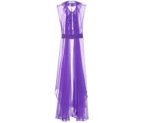 Kleid aus Seidenorganza