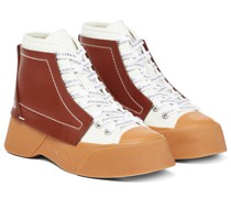 High-Top-Sneakers Trainer