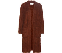 Strick-Cardigan aus Mohair, Wolle und Cashmere