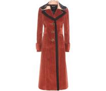 Mantel aus Baumwollcord