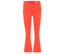 High-Rise Flared Jeans The Jodi Crop