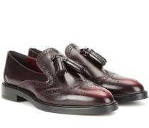 Loafers Halsmoor Zig aus Leder