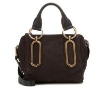 Handtasche Paige Small aus Velourseder