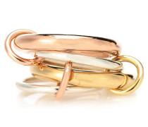 Ring Cici aus 18kt Rosé- und Gelbgold