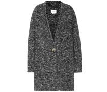 Mantel Osbert aus einem Baumwoll-Wollgemisch