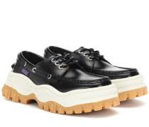 Sneakers Mykonos aus Leder