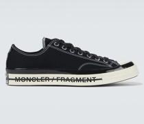 7 MONCLER FRGMT HIROSHI FUJIWARA x Chuck Taylor 70 Sneaker
