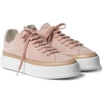 Sneakers Tamila aus Veloursleder