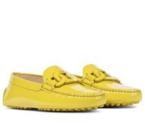 Loafers Kate aus Lackleder