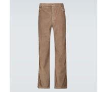 Jeans aus Baumwollcord