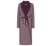 Mantel Wilbur aus einem Alpaca-Wollgemisch