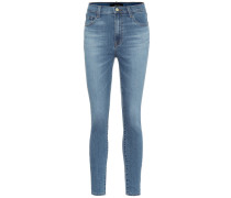 High-Rise Skinny Jeans Leenah