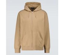 Hoodie aus Baumwolle