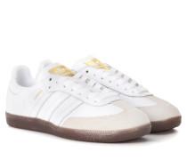Leder-Sneakers Samba