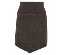 Minirock Blithe aus Stretch-Wolle