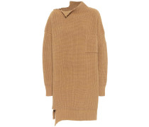 Minikleid aus Wolle