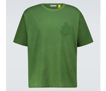 1 MONCLER JW ANDERSON T-Shirt aus Baumwolle