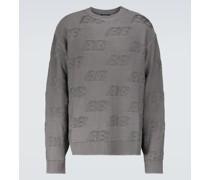 Pullover BB aus einem Baumwollgemisch