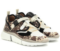 Sneakers Sonnie aus Leder