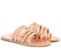Sandalen Niki Nails aus Leder