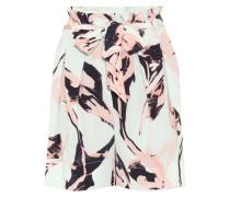 Seiden-Shorts Allurisi mit Print