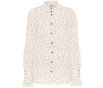 Hemd Macy mit Polka-Dots