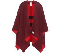 Wendbarer Schal aus Wolle