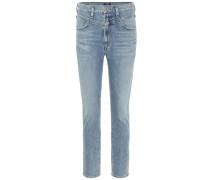 High-Rise Slim Jeans Mia
