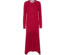 Asymmetrisches Kleid aus Cashmere
