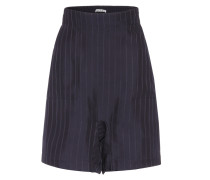 Shorts Sachi aus Jacquard-Twill