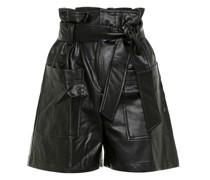 Shorts Alex aus Lederimitat