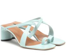 Sandalen Nitis aus Leder