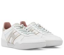 Sneakers H357 Retro aus Leder