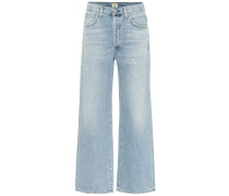 Mid-Rise Jeans Joanna