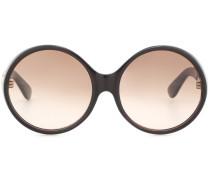 Runde Sonnenbrille Monogram 1