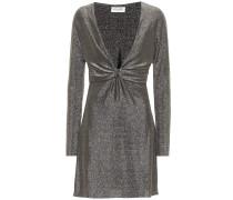 Minikleid aus Jersey mit Lurex®