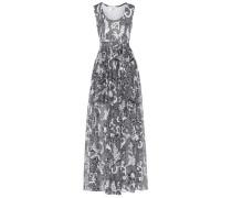 Kleid Serret aus Baumwolle und Seide