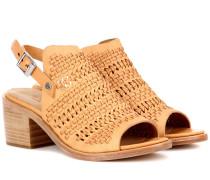 Sandaletten Wyatt aus Leder