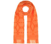 Schal aus Baumwollfrottee