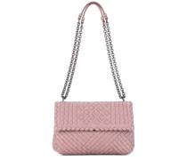 Tasche Olimpia Small aus Intrecciato-Leder