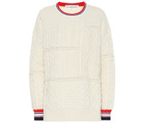 Pullover Kaori aus Wolle