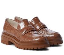 Loafers Argo aus Leder