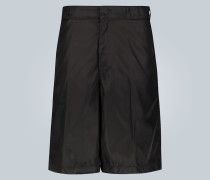 Relaxed-Fit Tech-Shorts