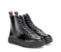 High-Top-Sneakers Kibo aus Leder