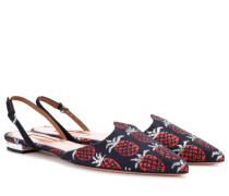 Sandalen Sultana aus Brokat