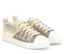 Sneakers Linda aus Leder