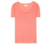T-Shirt Nichel aus Leinen